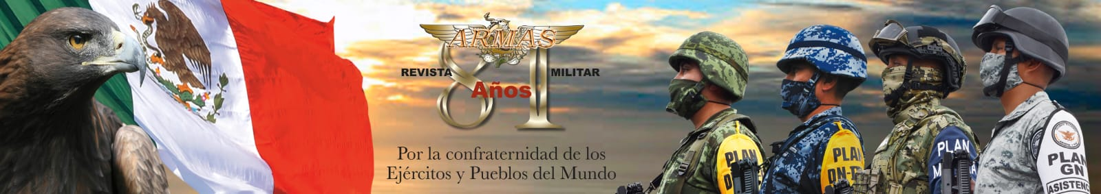 Revista Armas logo